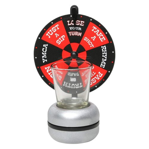 Wheel Of Shots Carnival Game With Shots Spin The Wheel Drinmign Game Adults Family