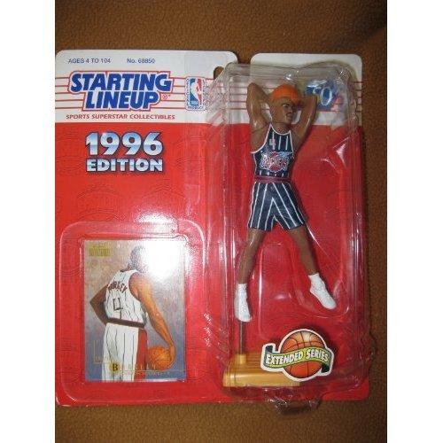 1996 NBA Starting Lineup Extended Series - Charles Barkley - Houston Rockets
