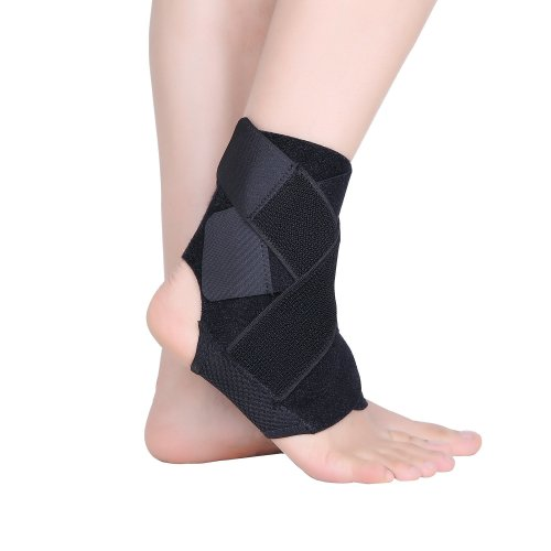 5511dab1f9 Cudon Breathable Adjustable Neoprene Ankle Brace Support Help to Protect  and Recovery from Ankle Injury Apply to Running, Tennis, Karate, Judo etc.  on OnBuy