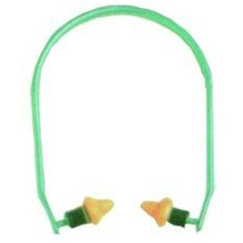 SAS Safety SAS6101 Soft Reusable Earplugs with Cord and Storage Case