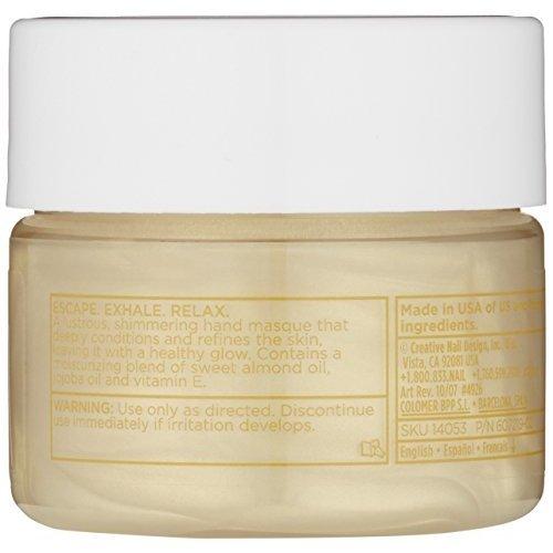 CND Almond Illuminating Masque 2 5 fl oz