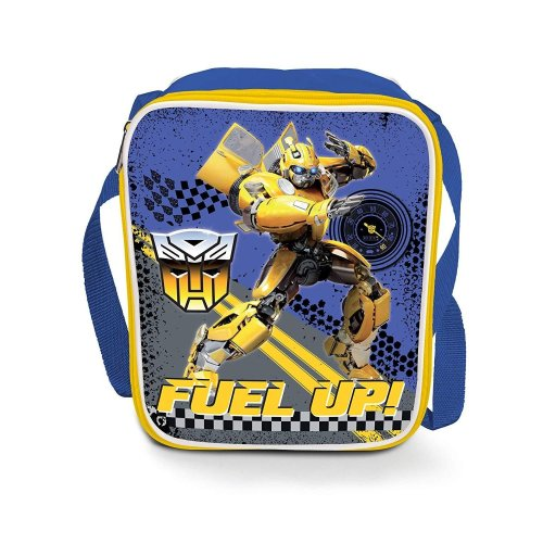 Transformers Vertical Lunch Bag