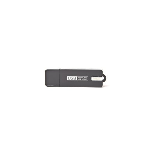 MQ-U300 USB voice recorder sound activated / operation time - 15h / black