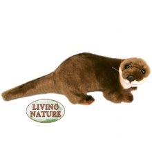 Large Otter Soft Toy Animal - Plush 40cm Deluxe 44cm -  toy plush otter 40cm soft deluxe 44cm