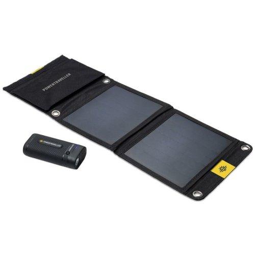 Powertraveller PTL-SPK025 Sport 25 Rugged Power Pack & Foldable Solar Panel Kit