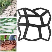 Garden DIY Plastic Path Maker Model