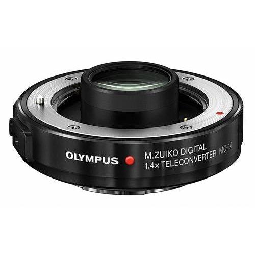 Olympus MC 1.4Tele Converter for M. Zuiko Digital 40-150mm Lens–Bl