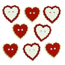 Heart Of Mine, Valentines, Dress It Up Buttons, Scrapbooking, craft