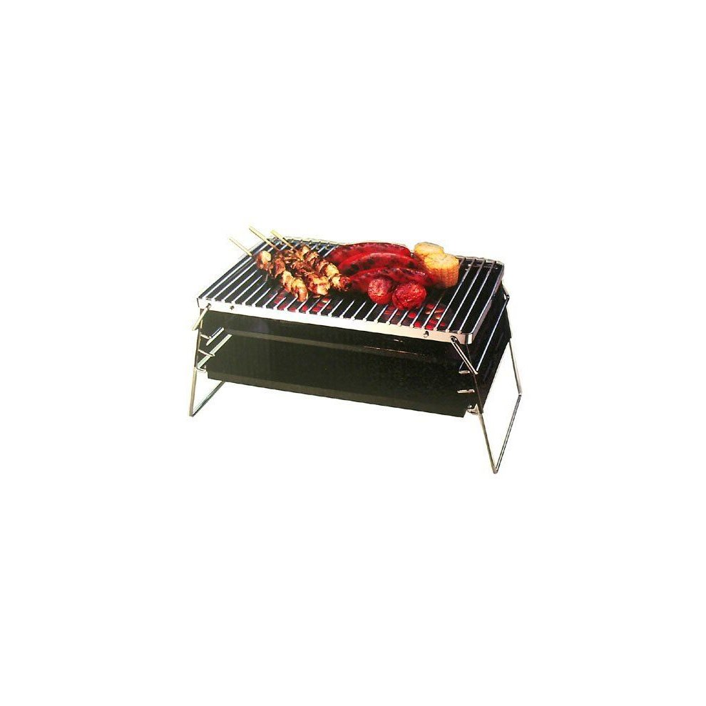 PORTABLE ORGANIC CHAR GRILL CAMPING BARBEQUE BBQ OUTDOOR BARBECUE GARDEN