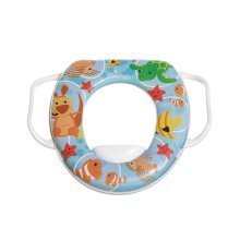 Dreambaby Potty Seat with Handles (animal Design)
