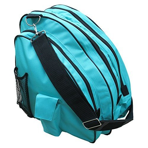 A R Sports Deluxe Skate Bag Turquoise