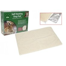 Dog | Cat | Pet Crufts Self Heating Pad -  dog mat crufts pet self heating thermal pad cooling hair shedding grooming brush comb rake boot liner