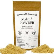 Natural & Organic - MACA ROOT POWDER - 100% Natural