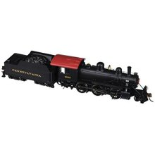 Bachmann Industries Alco 2-6-0 DCC Sound Value Equipped HO Scale #3233 Pennsylvania Rail Road Locomotive