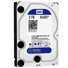 3TB WD Blue SATA3 6Gb/s 64Mb Hard Drive