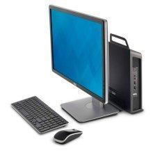 DELL 482-BBBN Desk stand CPU holder Black CPU holder