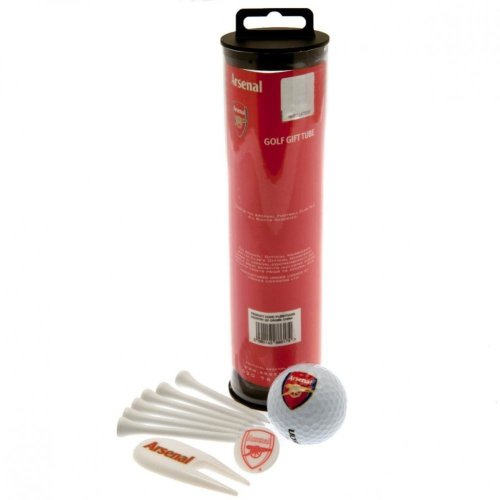 Arsenal FC Golf Gift Tube
