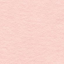 "Kunin Rainbow Eco Felt Sheet - 12"" x 9"" ( 30cm x 23cm ) - 100% Polyester - Baby Pink"