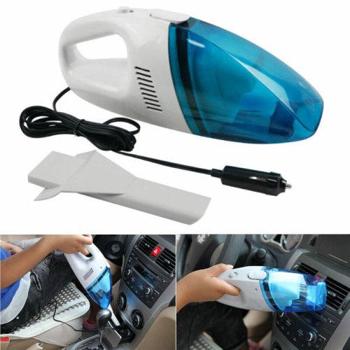 12v Mini Handheld Portable Car Vacuum Cleaner Interior Bagless Hoover Wet Dry