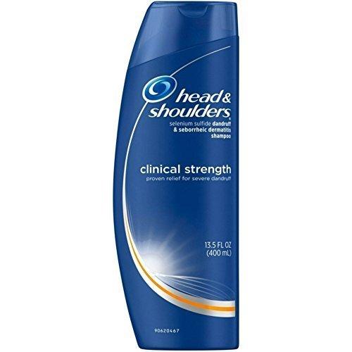 Head &amp Shoulders Dandruff Shampoo, Clinical Strength 13.5 oz (Pack of 3)