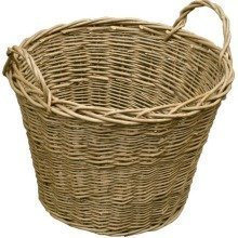 Somerset Log Basket with Lining