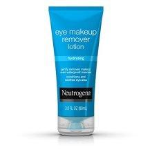 Neutrogena Hydrating Eye Makeup Remover Lotion, 3 Oz.