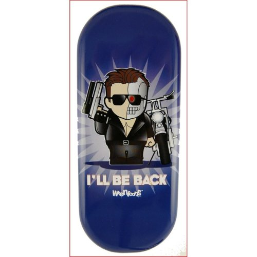 Weenicons Glasses Case - I'll Be Back