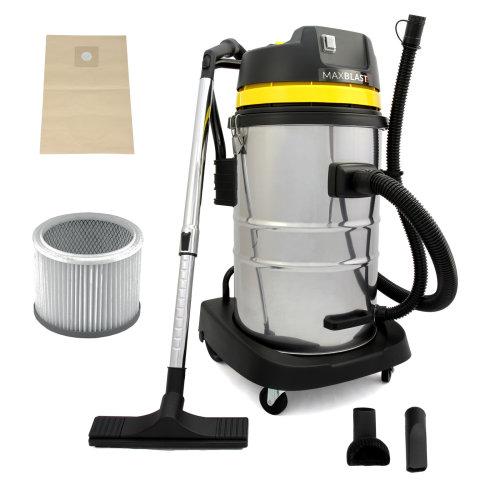 MAXBLAST 60L Industrial Vacuum Cleaner