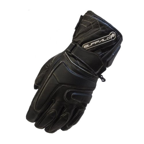 Buffalo Arctic Leather Waterproof Thermal All-Season Gloves
