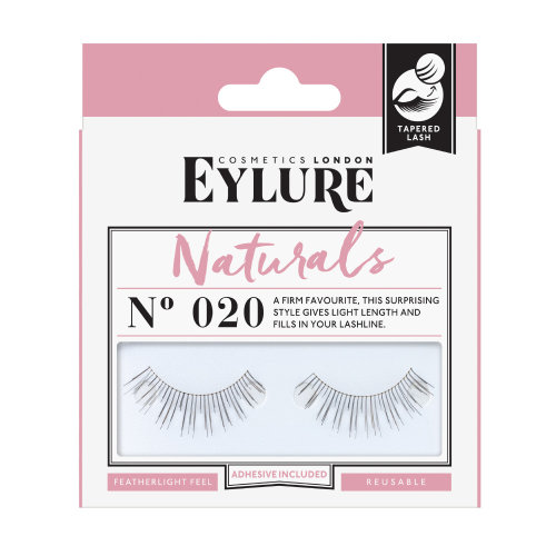 Eylure Naturals No. 020 False Lashes | Natural False Eyelashes