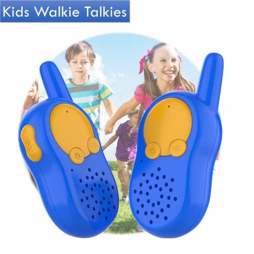 Toddler Walkie Talkies For Kids Grip Belt, Toys For Boys Children Toddler Gifts 2 Year Old Boy, Children Toys for 4 5 6 7 8 9 Year Old Boy, Ideal...