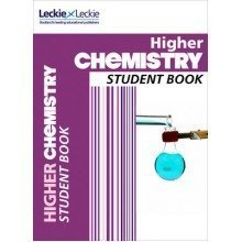 Student Book: Cfe Higher Chemistry Student Book