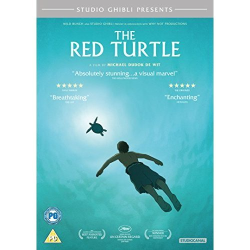 The Red Turtle [DVD] [2017] [DVD]