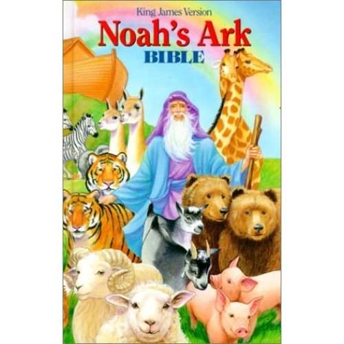 Bible: King James Version: Noah's Ark Red Letter