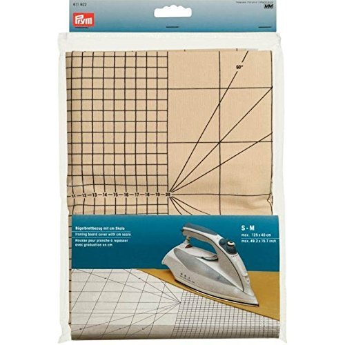 Prym S - M Ironing Board Cover with cm Scale