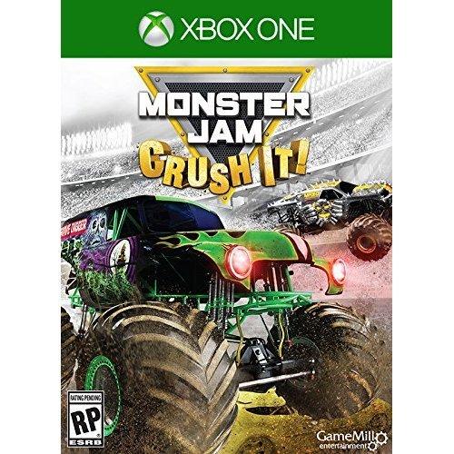 Monster Jam Crush It Xbox One