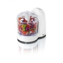 Swan Products Mini Food Chopper - White 150g Food Capacity (Model No. SP10120N)