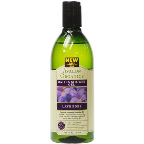 Avalon Lavender Bath & Shower 350ml