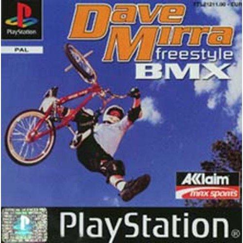 Dave Mirra Freestyle BMX (PS)