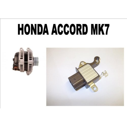 HONDA ACCORD MK7 VII 2.0 2.4 2003 - 2008 NEW ALTERNATOR REGULATOR