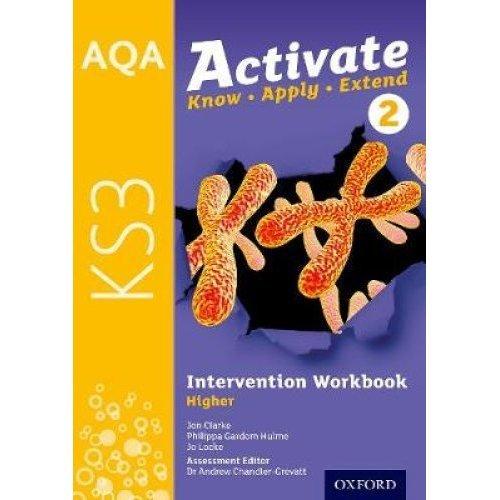 AQA Activate for KS3: Intervention Workbook 2 (Higher)