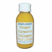 Bumblezest  Revive & Restore Ginger Turmeric Collagen Drink 90ml