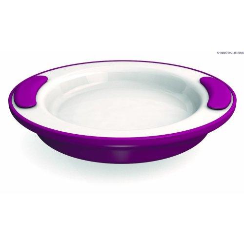 Ornamin Keep Warm Plate - 25.5cm - Non-Slip
