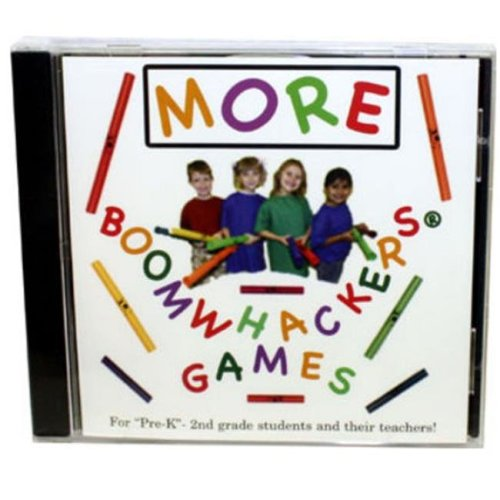 Rhythm Band Instruments BB210 More Boomwhacker Games CD