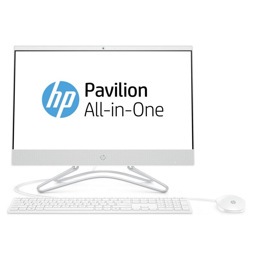 HP All-in-One 22-c0007na PC Desktop 4GB RAM 2TB HDD Celeron J4005 Windows 10