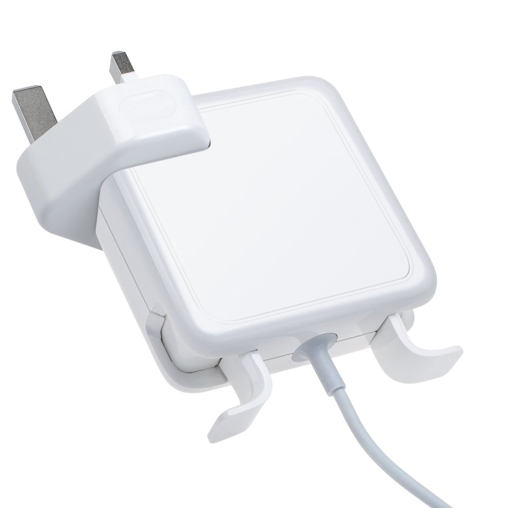 Macbook Pro Charger ,60W Replacement Macbook Charger Magsafe L-Tip Power  Adapter Charger for Apple Macbook Pro 13 3