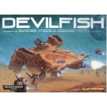 Warhammer 40K (40,000) Tau Empire Devilfish APC by Games Workshop