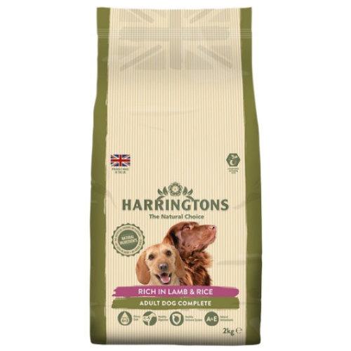 Harringtons Lamb & Rice