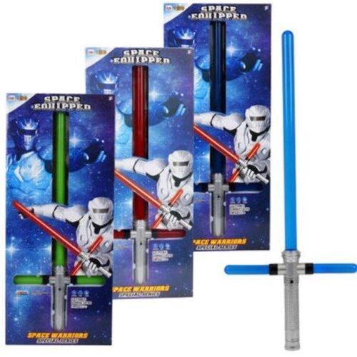 DDI 2321149 Space Warriors Plastic Sword, Assorted Color - 24 Per Pack - Case of 24