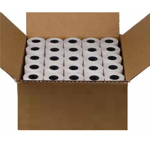 Paper Rolls ZT2050 2.25 x 50 1-Ply Thermal Rolls - Pack of 50